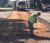 Image Asphalt and Concrete Pavement Patching