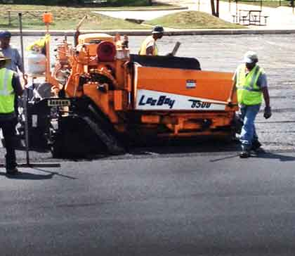 maryland paving